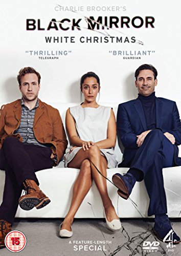 Black Mirror: White Christmas [DVD] [Edizione: Regno Unito]