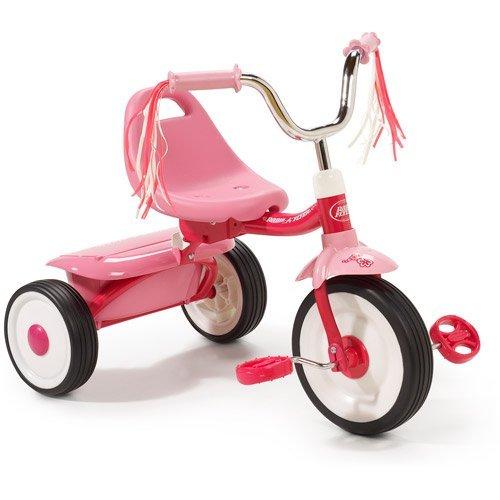 Radio Flyer Radio Flyer Folding Trike, Pink