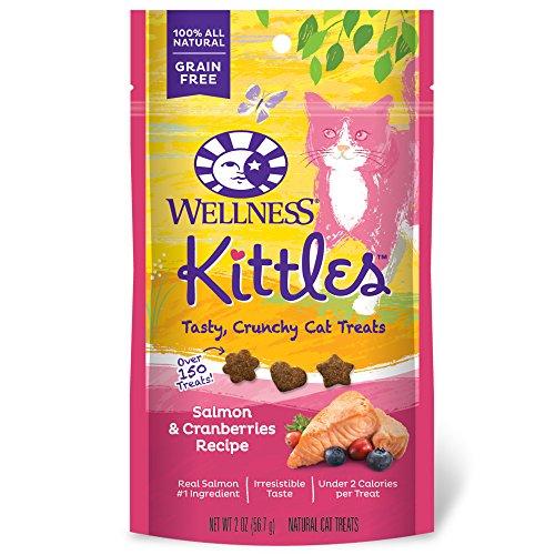 Wellness KITTLES Crunchy Natürliche Maserung frei Cat Treats,-/Bratenspritze Tasche Wellness Pet Food