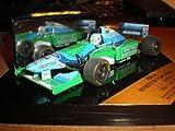 Benetton Ford B193, Formel 1, Verstappen, Onyx