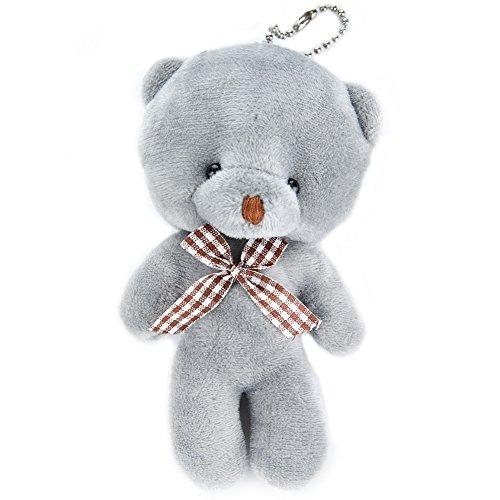 Bär Puppe Plüsch Anhänger Love Hochzeit Home Auto Stofftier Spielzeug Baby Kissen Kinder Geburtstag Weihnachten Geschenk