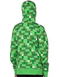 JINX - Sweat-shirt à capuche -  Homme Vert Vert