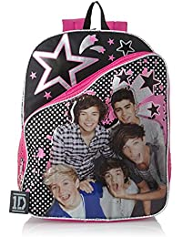 Accessory Innovations Big Girls One Direction Stars Backpack