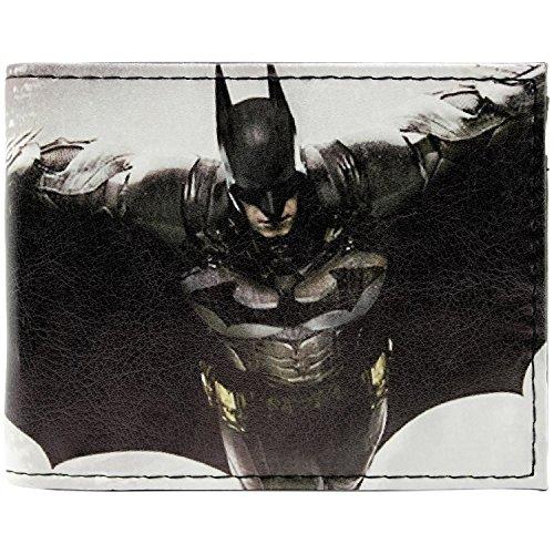 DC Comics Batman Bruce Wayne Suit Multicolore Portefeuille