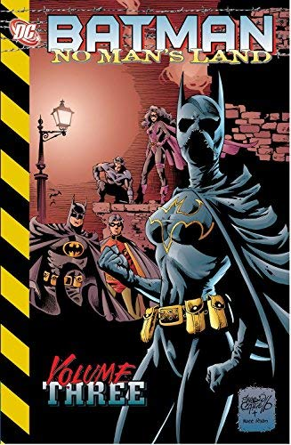 Batman No Mans Land TP Vol 03 New Edition by Gulacy, Paul (2012) Paperback