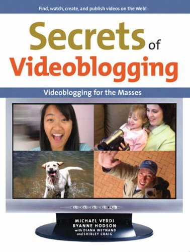 Secrets of Videoblogging (One Off)