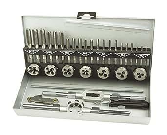 Mannesmann 53250 Set de tarauds et filières 32 pièces (Import Allemagne)