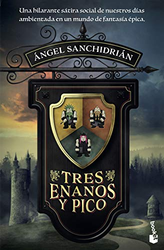 Tres enanos y pico (NF Novela) por Ángel Sanchidrián
