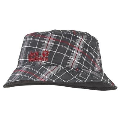 Jack Wolfskin Hut Checked Softshell Hat von Jack Wolfskin auf Outdoor Shop
