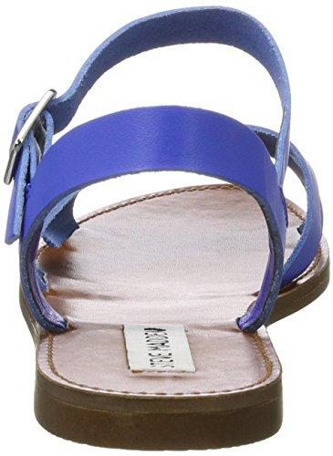 Steve Madden Damen Sandale Blau