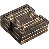 dessous de verres cuisine maison. Black Bedroom Furniture Sets. Home Design Ideas