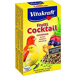 Vitakraft - Cóctel de frutas para canarios (200g/Variado)