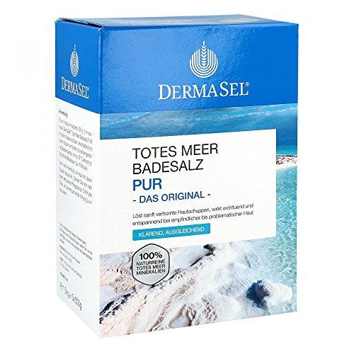 Dermasel Totes Meer Badesalz Pur 1.5 kg
