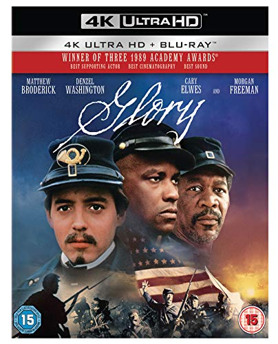 Glory [Blu-ray] [UK Import]