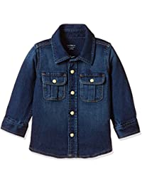 GAP Baby Boy 1969 Supersoft Denim Shirt