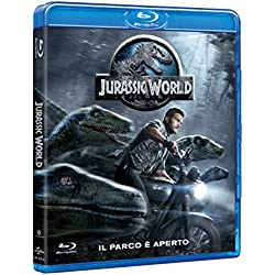 Jurassic World [audio español] [Italia] [Blu-ray]