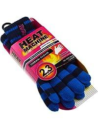 One Pair Ladies Heat Machine Guaranteed Warmth Thermal Gloves