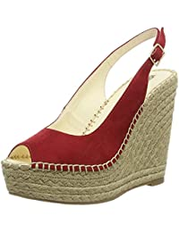 Buffalo London Damen 315-4554 Microsuede Slingback
