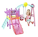 Toy - Barbie DWJ46 Club Chelsea Swingset