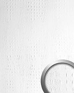 Design revêtement mural auto-adhésif WallFace 13407 CROCO Aimantin Simili cuir de crocodile blanc 2,60 m2