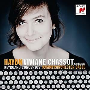 Haydn: Keyboard Concertos (Version for Accordion)