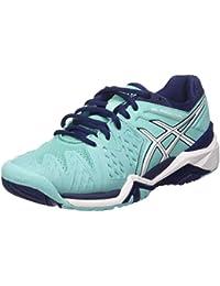 Asics Women's Gel-Resolution 6W Tennis Shoes