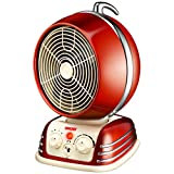 Unold 86203 Heizlüfter Classic red 2000 W, Rot