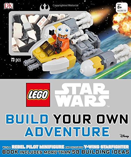 Lego Star Wars: Build Your Own Adventure Cover Image