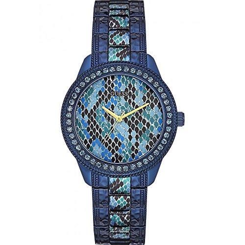 75565fceb84e Guess Reloj Análogo clásico para Mujer de Cuarzo con Correa en Acero ...