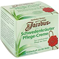 Jacobus Schwedenkräuter Creme 100 ml preisvergleich bei billige-tabletten.eu