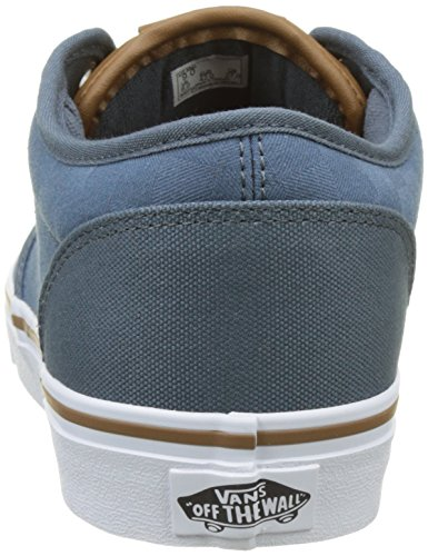 Vans Mn Atwood, Sneakers Basses Homme Bleu (C&l)