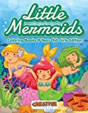 Little Mermaids - Coloring Books 9 Year Old - Best Reviews Guide