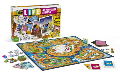 The Game of Life: Adventures Edition