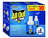 #7: All Out Ultra Refill (Clear, 2-Pieces)
