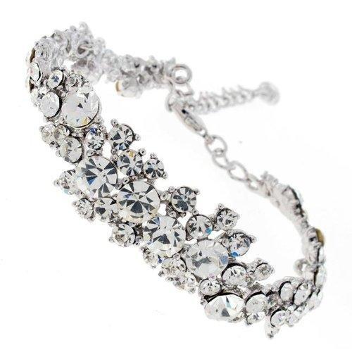 Regal cristalli Swarovski Treasure Jewellery-Braccialetto da polso