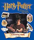 Harry Potter and the Chamber of Secrets: Colouring Activity Book by J. K. Rowling (18-Nov-2002) Paperback
