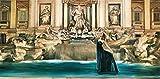 Keilrahmen-Bild - Pierre Benson: Dolce Vita 50 x 100 cm