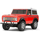 Tamiya 300058469  - RC Ford Bronco 1973 (CC-01), kit, 01:10