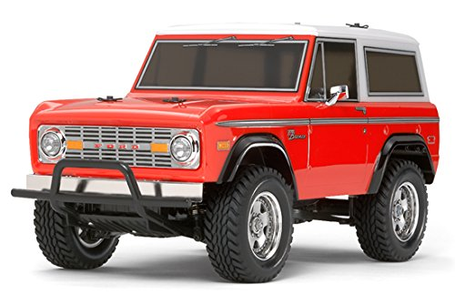 Tamiya - 58469 - Radio Commande - Voiture - Ford Bronco 1973