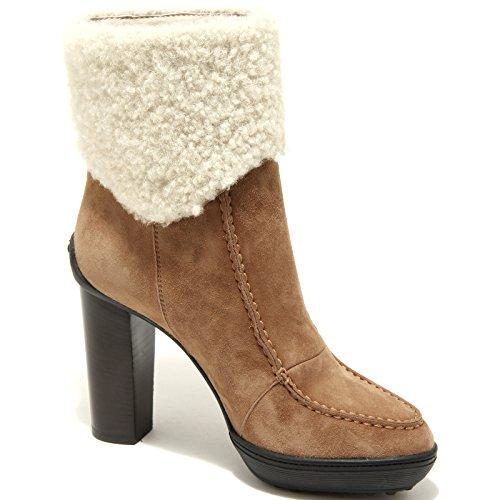 6936 stivali donna TOD'S scarpe scarpa stivale boots shoes women Beige