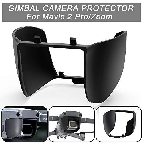 Warmtty - Gegenlichtblende Sonnenblende Kardanabdeckung Kamera-Schutz für DJI Mavic 2 Pro/Zoom