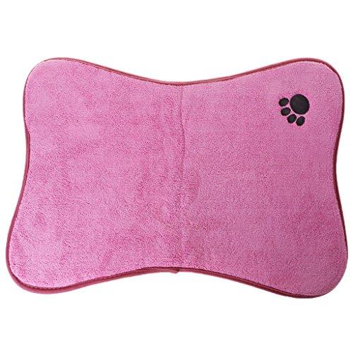 Lunji tappeto per cane gatto–antiscivolo–napperon per ciotola