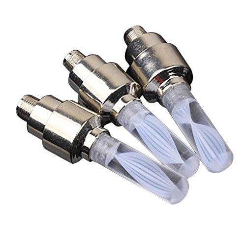 Preisvergleich Produktbild Aiming Bunter Wind Feuer-Rad-Lampen-LED-Scheinwerfer Rad für Fahrrad Neuheit-Beleuchtung Fahrrad-Licht
