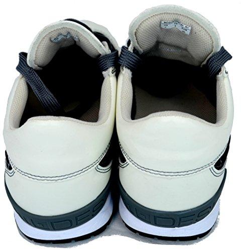 f52929a93acf0 MOMO Design Scarpe Uomo Sneackers Men -Nero-40 usato Spedito ovunque in  Italia