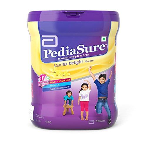 pediasure Vanilla Delight - 400 g (Jar)  available at amazon for Rs.448