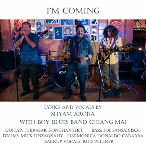 I'm Coming (feat. Boy Blues Band Chiang Mai) (Mais Band)