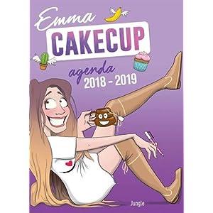 Agenda Emma Cakecup
