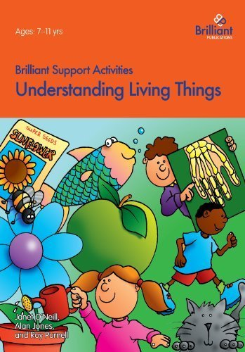 Understanding Living Things (Brilliant Support Activities) by O'Neill, Janet, Jones, Alan V., Purnell, Roy (1999) Paperback