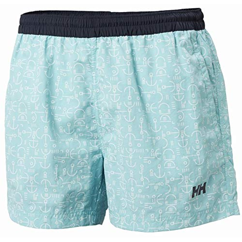 Helly Hansen Colwell Shorts Pantalones Cortos, Hombre, Verde, Large
