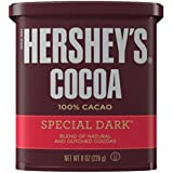 Hershey's Special Dark 100% Natural Cocoa, 226g [A Blend Of Natural & Dutched Cocoa]
